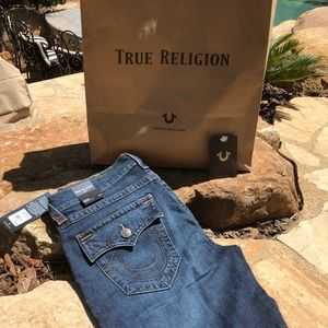 Authentic TRUE RELIGION geno men's jeans